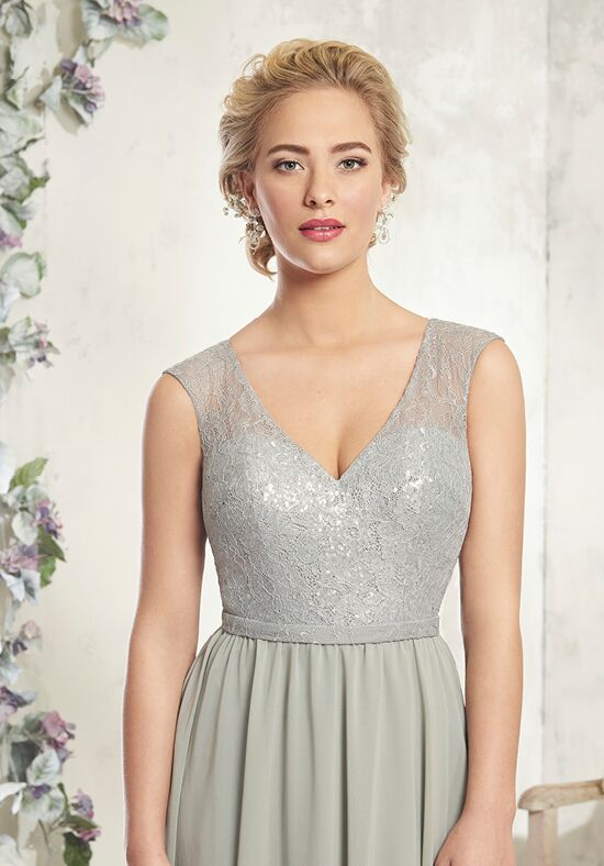 Amalia by Mary's Bridal MB7019 V-Neck Bridesmaid Dress