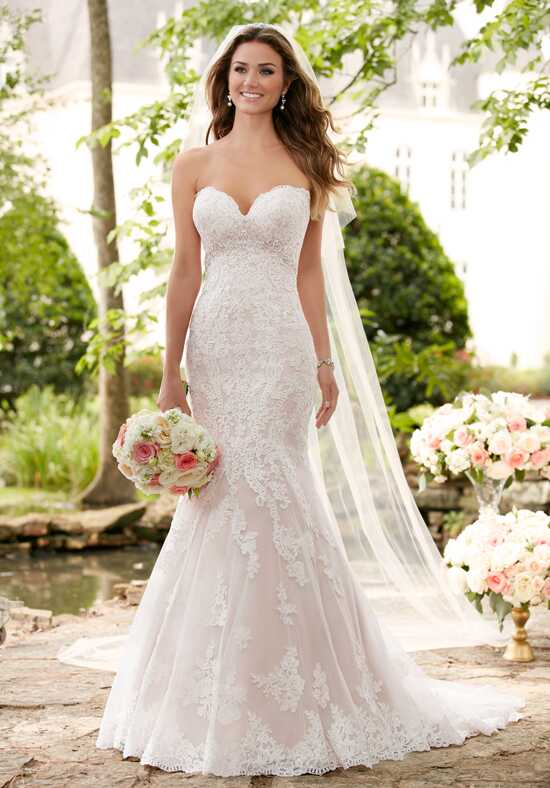 Stella York 6379 Mermaid Wedding Dress