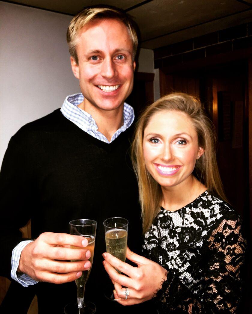Carolyn Ferrick and Corey Decoteau     s Wedding Website The Knot