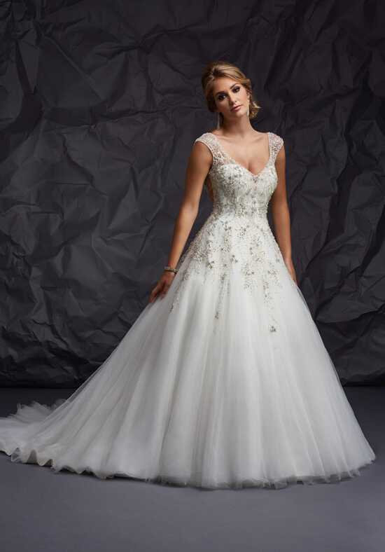 Essence Collection by Bonny Bridal 8706 A-Line Wedding Dress