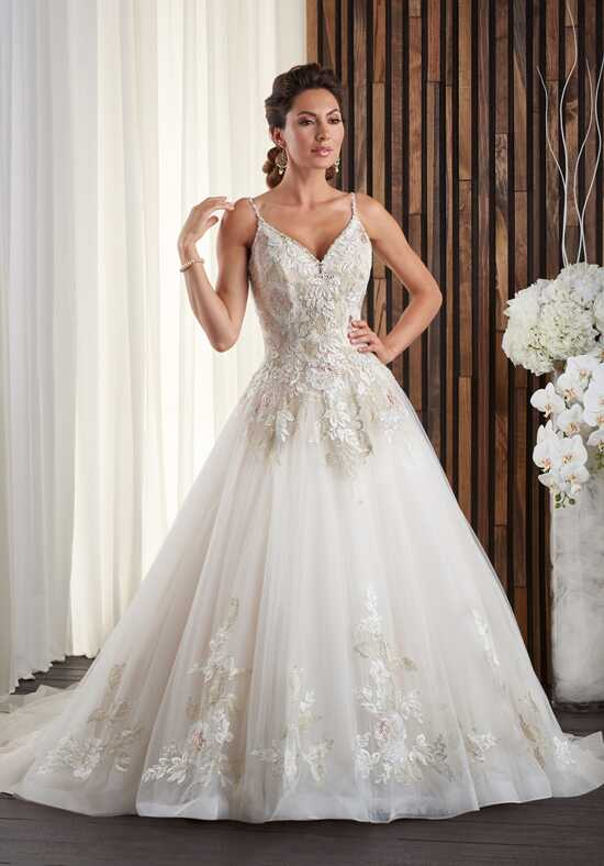 Bonny Bridal 722 Ball Gown Wedding Dress