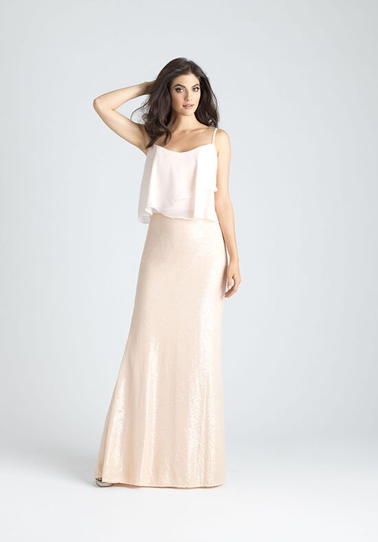 Allure Bridesmaids 1527T Bridesmaid Dress