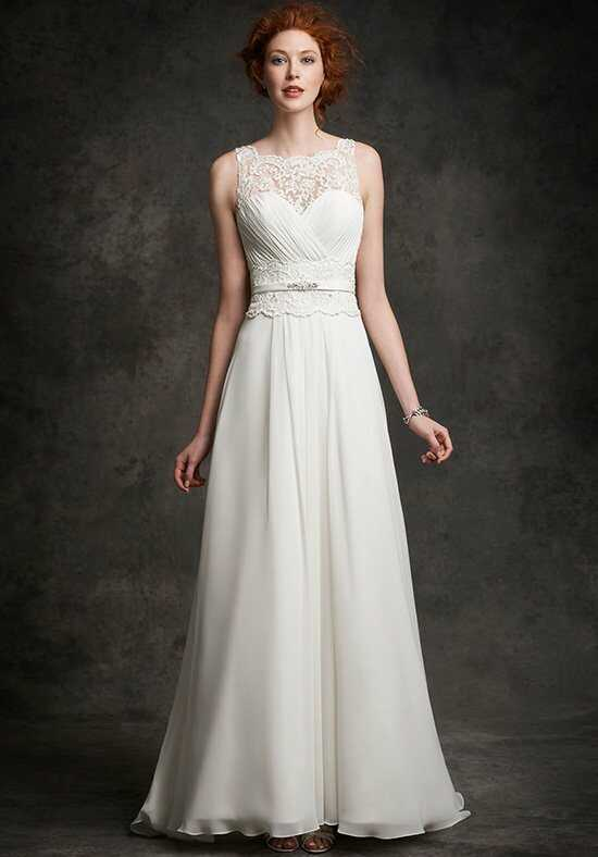 Ella Rosa: Gallery GA2242 A-Line Wedding Dress