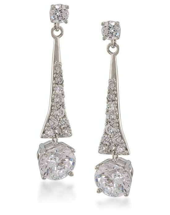 Carolee Jewelry 6184EP4123 Wedding Earring photo