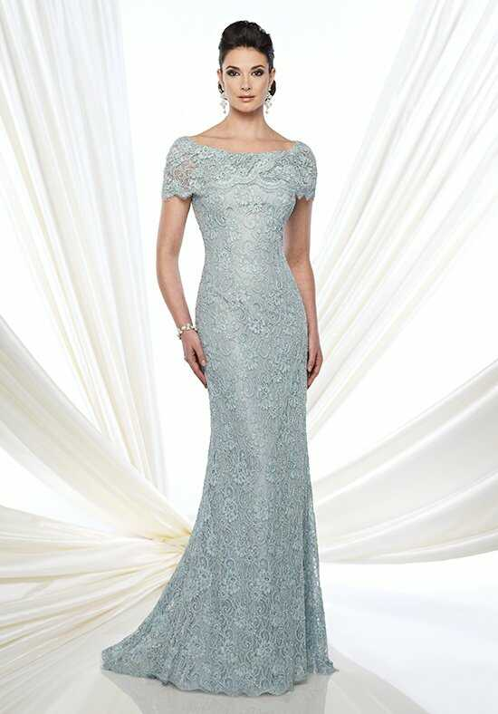 Ivonne D. 215D03 Blue Mother Of The Bride Dress