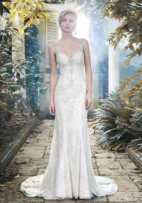 Maggie Sottero Miela Sheath Wedding Dress