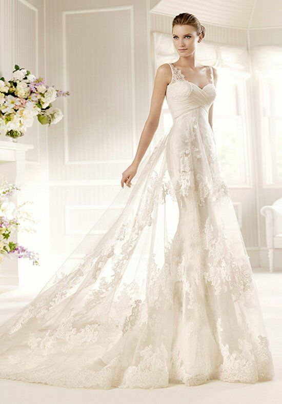LA SPOSA Master Wedding Dress - The Knot