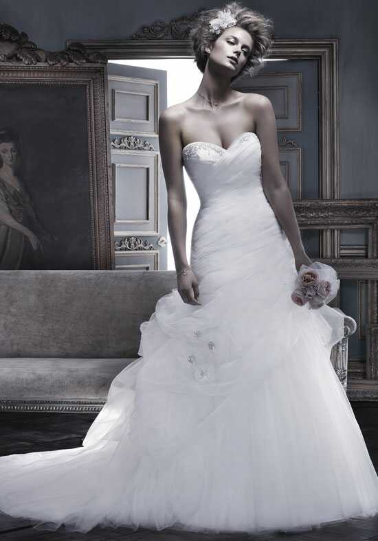 Amaré Couture B059 Mermaid Wedding Dress