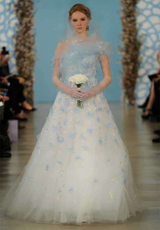 Oscar de la Renta Bridal 2014 Look 1 Wedding Dress photo