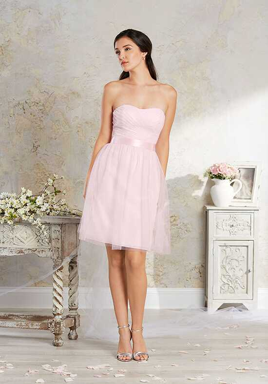 Alfred Angelo Modern Vintage Bridesmaid Collection 8640S Strapless Bridesmaid Dress