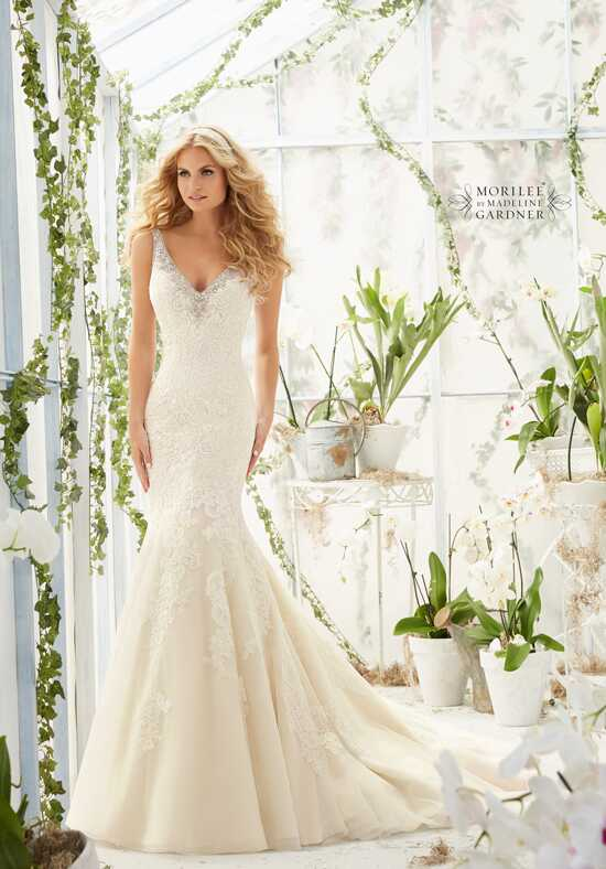 Morilee by Madeline Gardner 2803 Mermaid Wedding Dress