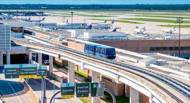 Rental Car At Houston Hobby International Airport
