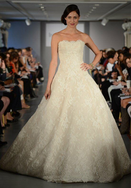 Ines Di Santo Esme Ball Gown Wedding Dress