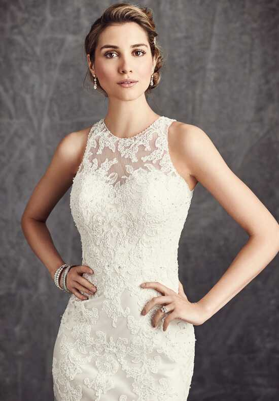 Kenneth Winston: Ella Rosa Collection BE283 Wedding Dress photo