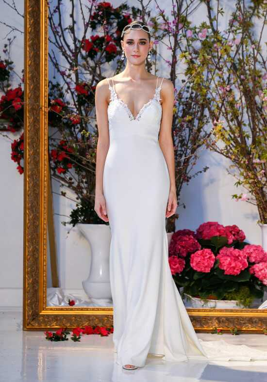 Blue Willow Bride by Anne Barge Cassia Sheath Wedding Dress