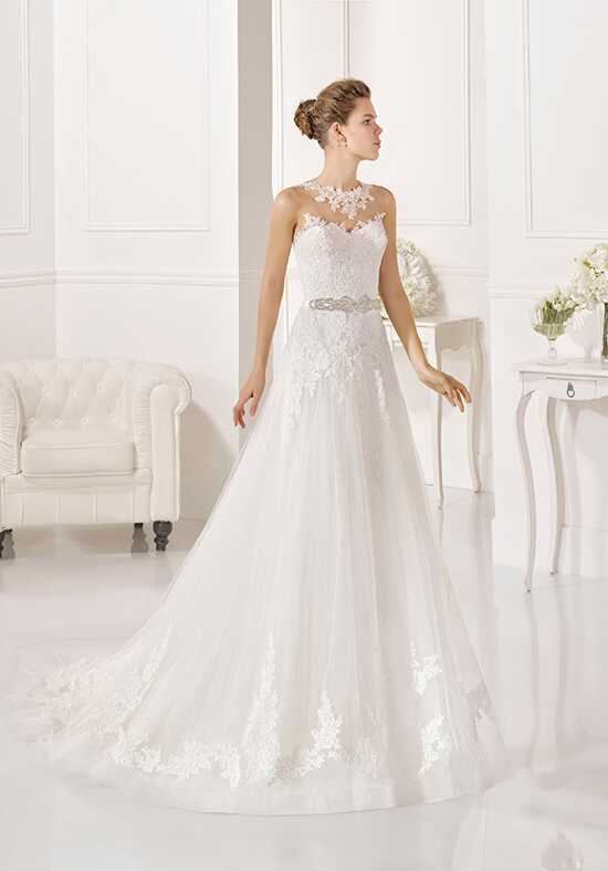 Adriana Alier Zafiro A-Line Wedding Dress