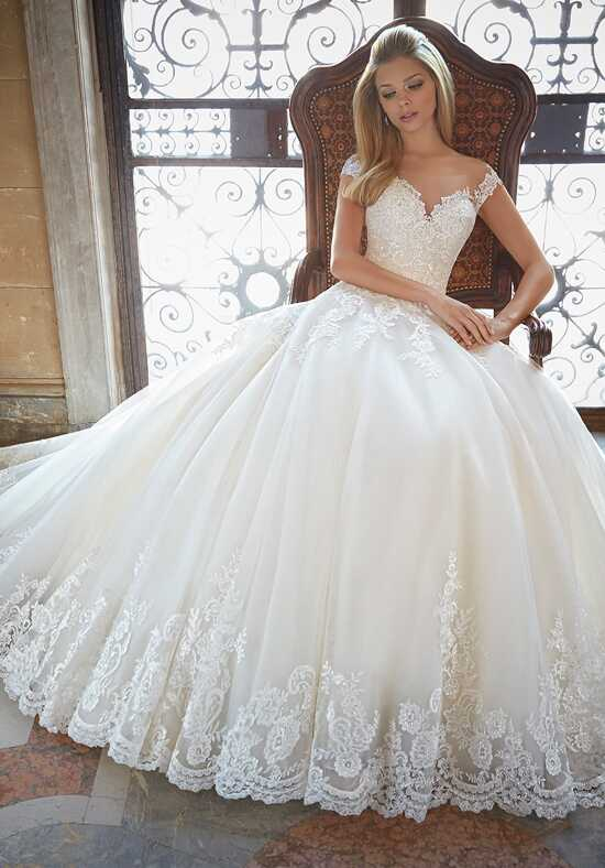 Morilee by Madeline Gardner 2889 Ball Gown Wedding Dress