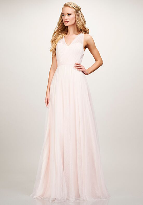 THEIA Bridesmaids Arya V-Neck Bridesmaid Dress