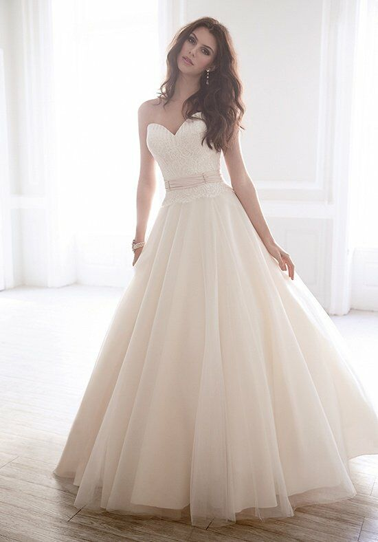 Madison James MJ165 Ball Gown Wedding Dress