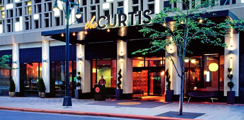 Image result for denver co the curtis