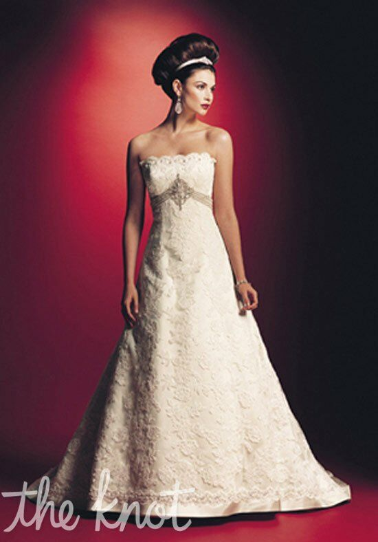 James Clifford Collection J1711 Wedding Dress - The Knot