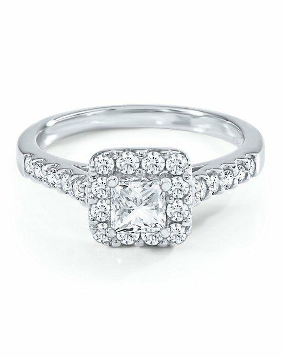 helzberg diamonds 1692867 engagement ring the knot
