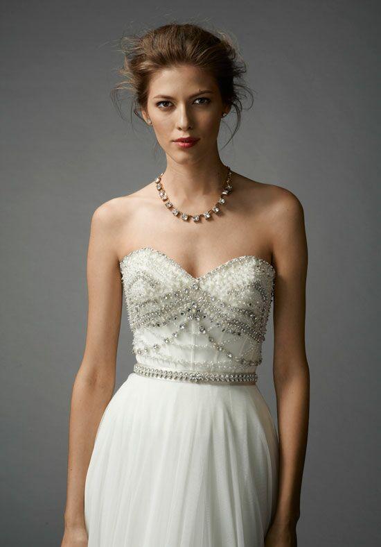 Watters Brides Kian Corset 7063B / Gracia Skirt 7081B ...
