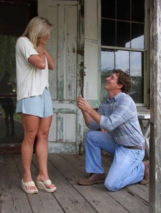Kirsten Tackett And Austin Golding Wedding Photo 1