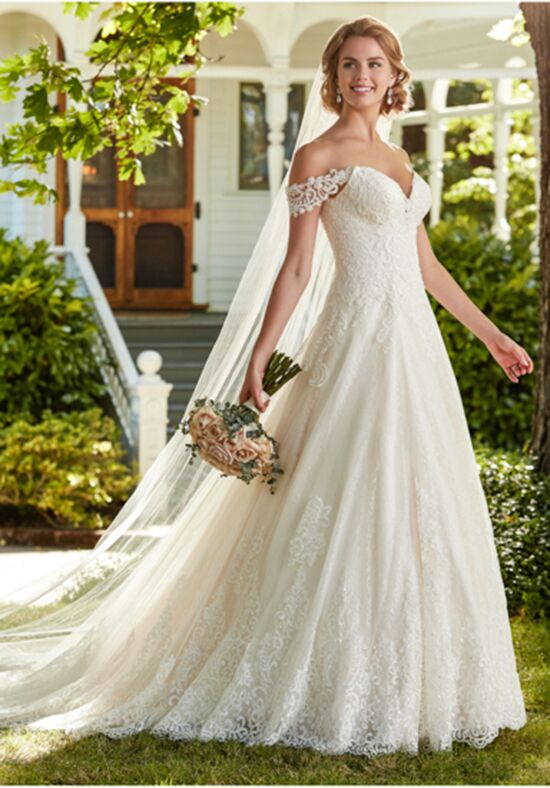 Martina Liana 955 Ball Gown Wedding Dress