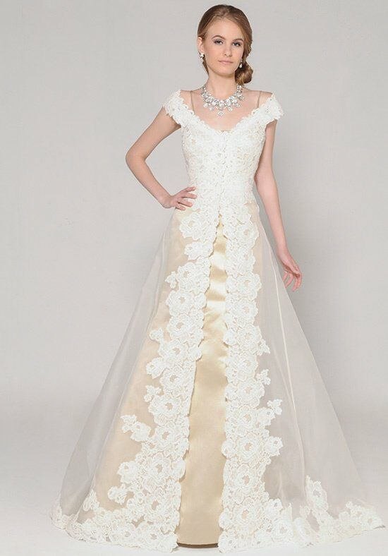Eugenia Magdalen 3946 A-Line Wedding Dress