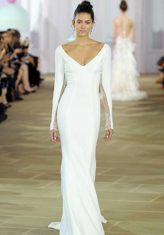 Ines Di Santo Madeleine Sheath Wedding Dress