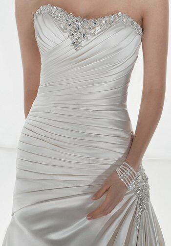 Demetrios 4304 A-Line Wedding Dress