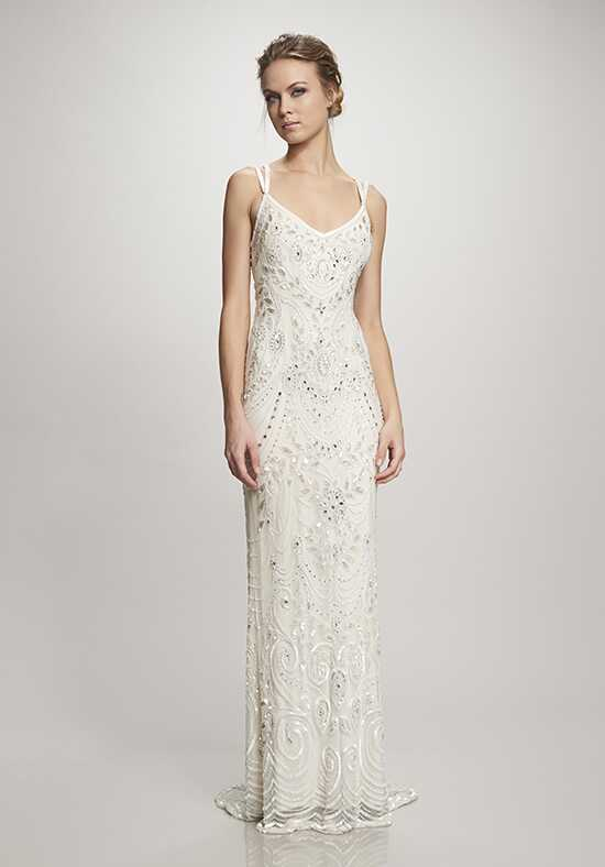 THEIA Elsa Sheath Wedding Dress