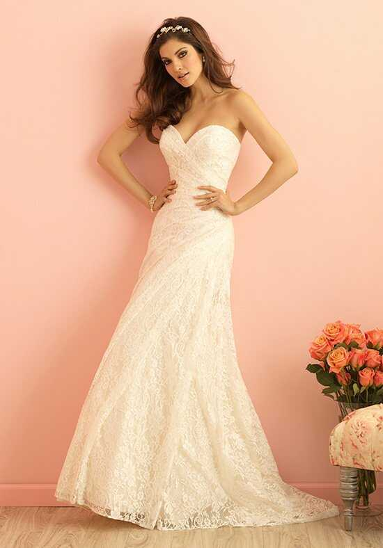 Allure Romance 2854 A-Line Wedding Dress