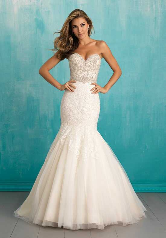 Allure Bridals 9305 Mermaid Wedding Dress