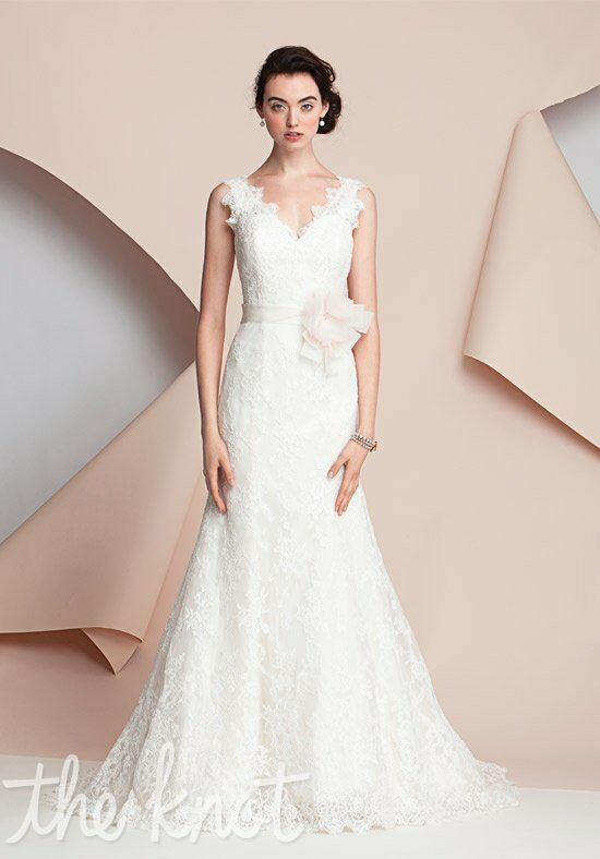 Alyne by Rita Vinieris Catherine Mermaid Wedding Dress