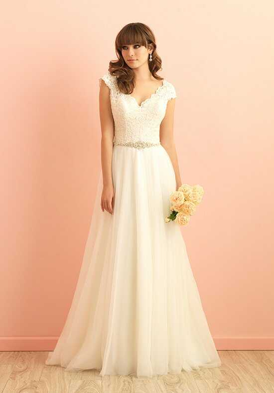 Allure Romance 2851 A-Line Wedding Dress