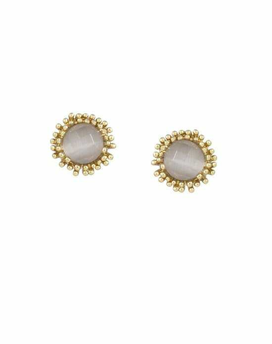 Kendra Scott Carly Stud Earrings in Slate Wedding Earring photo