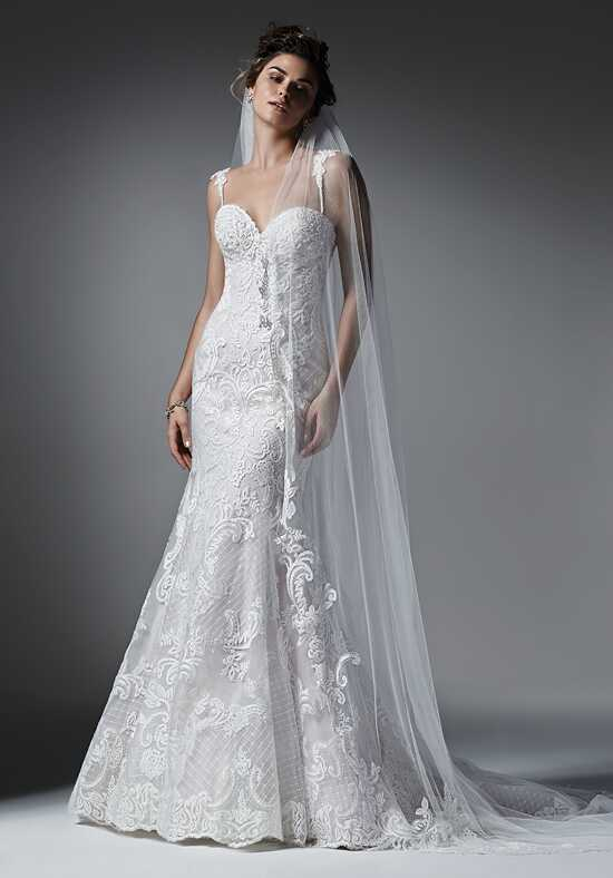 Sottero and Midgley Natalia Mermaid Wedding Dress