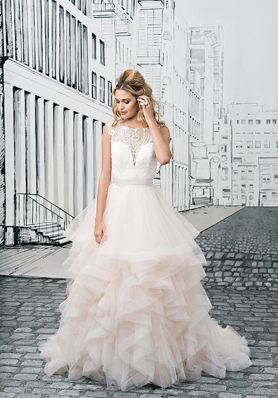 Justin Alexander 8888 Ball Gown Wedding Dress