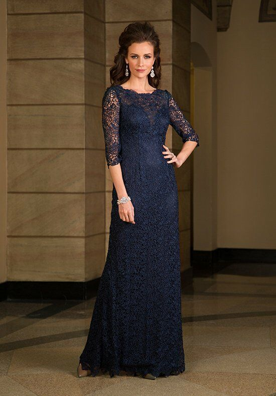 Jade Couture K168065 Blue Mother Of The Bride Dress