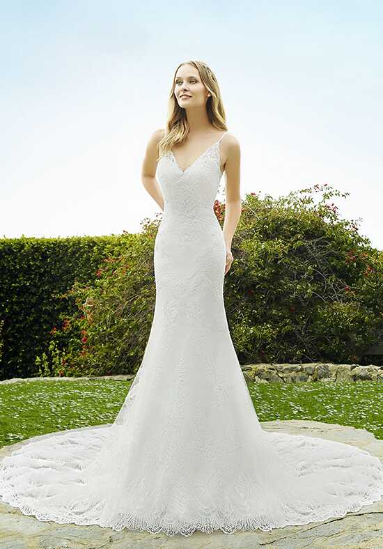 Moonlight Couture H1334 Mermaid Wedding Dress