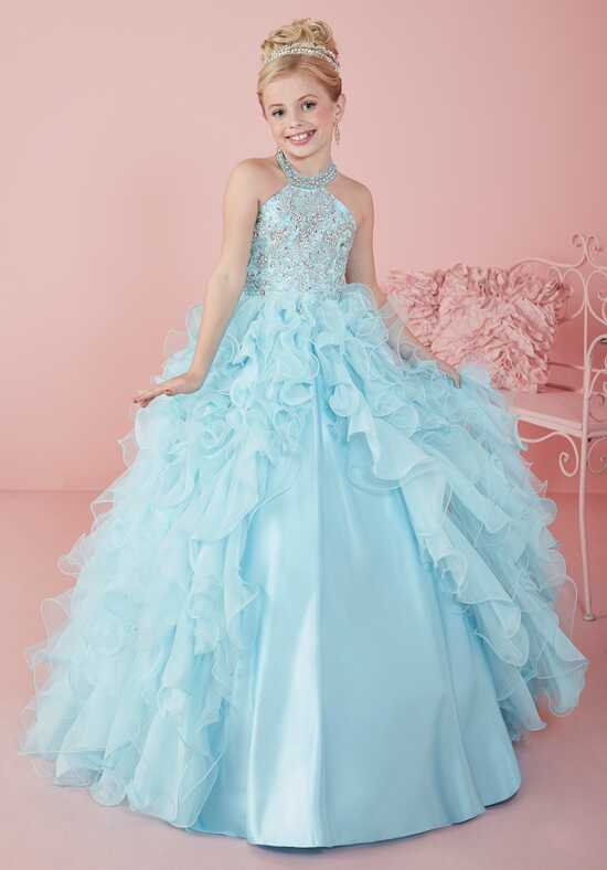 Tiffany Princess Style 13478 Flower Girl Dress photo