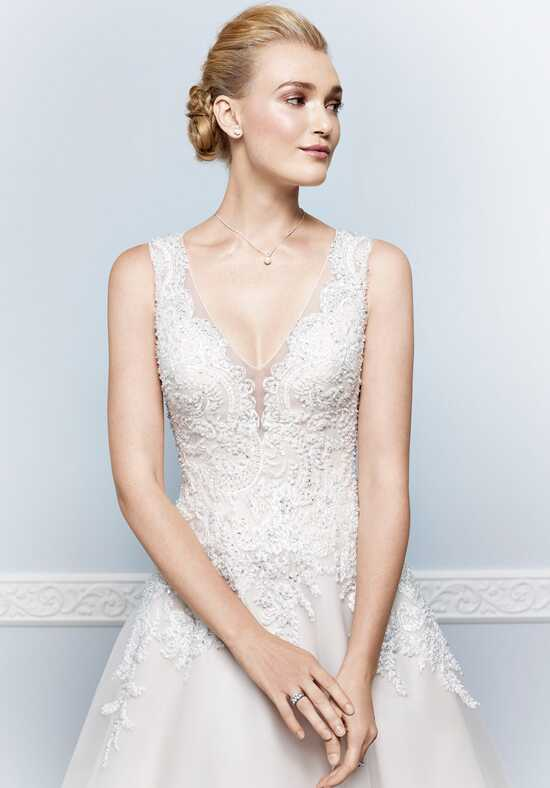 Kenneth Winston 1640 A-Line Wedding Dress