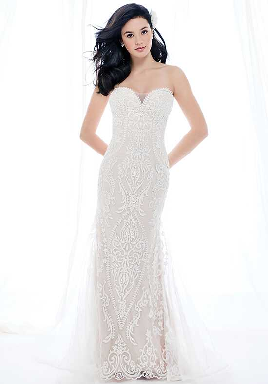 Kenneth Winston: Ella Rosa Collection BE393 Mermaid Wedding Dress