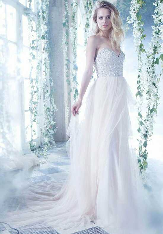 Alvina Valenta 9459 Wedding Dress photo