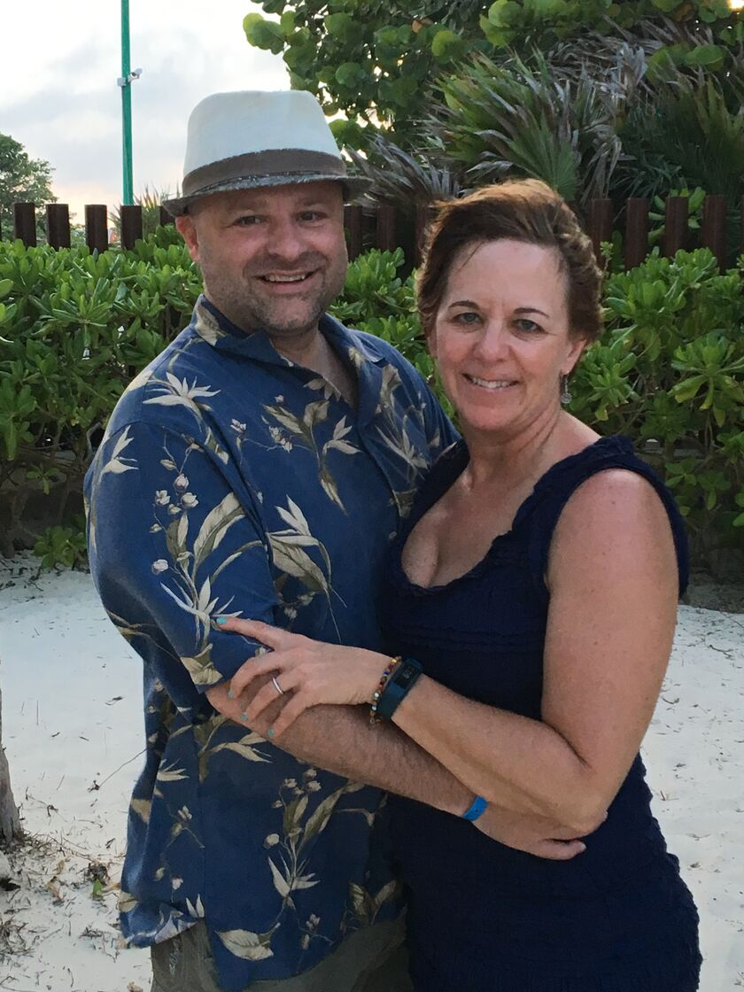 Leslie Wright And Russ Thomass Wedding Website
