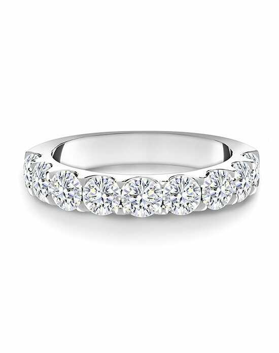 Forevermark Diamonds ODESSA DIAMOND BAND/MOP9 White Gold Wedding Ring