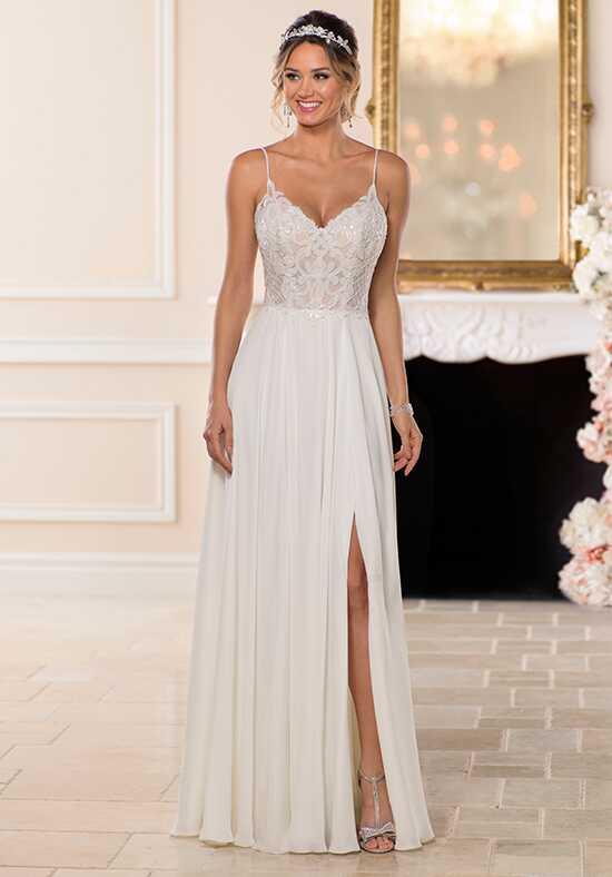 Sheath wedding dresses stella york junglespirit Choice Image