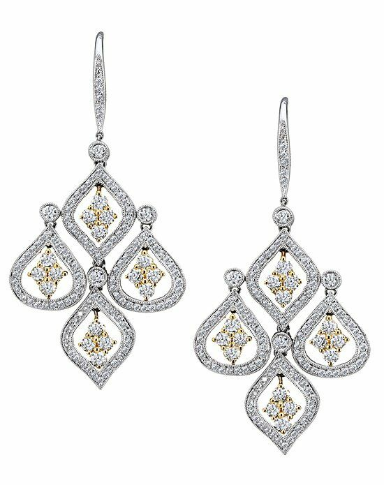 Supreme Fine Jewelry SJ01002 Wedding Earring photo